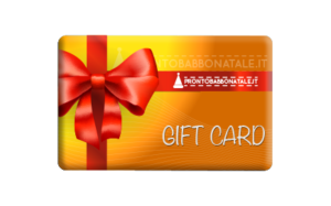 Gift Card Pronto Babbo Natale .it